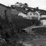 Coverack village