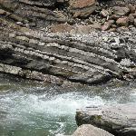 Gesteinsschichtungen