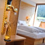 Helmhotel - Holzduft - Profumo di legno