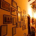 Wall hangings in Regent