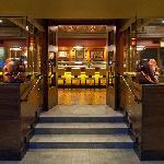 Japengo Entrance to Sushi Lounge