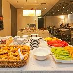 Breakfast Room - Continental Buffet Breakfast