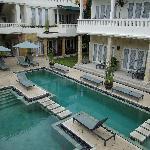 strange pool