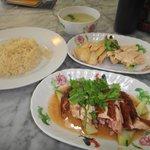(Zheng) Swee Kee Hainanese Chicken Rice