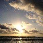 Sunrise from My Tulum :)