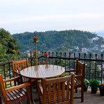 Overlooking Kandy