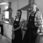 Chef Dave Instructing