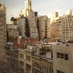From our window towards Central Park