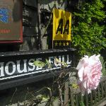 White Moss House Foto