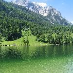 Ferchensee im Sommer
