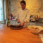 Chef Charlotte