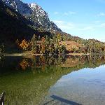 Ferchensee im Herbst