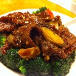 Excellent Tender Beef with Broccoli