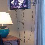 des câbles le la TV 4:3