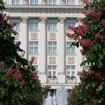 Esplanade Zagreb Hotel Exterior