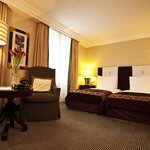 Esplanade Zagreb Hotel Superior Room Twin