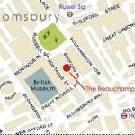 Beauchamp Map