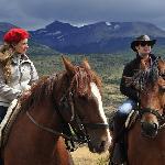 Horseback Laguna Sofia