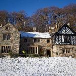 Wintery Wasdale Hall