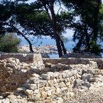 Greek city at Empuries