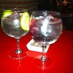 gin-tonics después de cenar