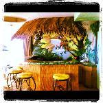 Polynesian room