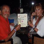 29th Anniversary Dinner at Windows on Aruba