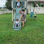 Kids Enjoying Play Ground