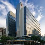 Hotel Facade (day)