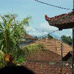View on Gunung Agun