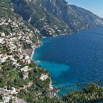 Amalfi Coas near Positano