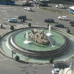 Foto di Cybele's Fountain (Fuente de la Cibeles)