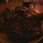 Whiskey Bone-in Rib-Eye