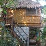 2 storey cabana