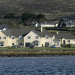 Nestled on the shore of Dingle Bay