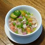 Tangigue Ceviche