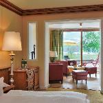 Zimmerbeispiel Sonnenzauber-Appartement - Parkhotel am Soier See