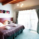 Super King Size Room with patio