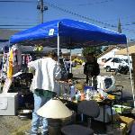 Connersville Community Flea Market Booth
