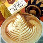 Hot Ah Cacao chocolate