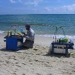 Strandversorgung