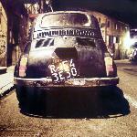 Chefs altes Auto