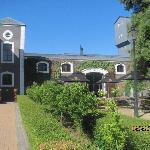Visitor Centre at Van Ryn