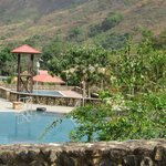 Obudu Pool Area