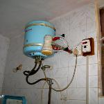 Bathroom Wiring