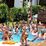 De fiesta en Cieneguilla