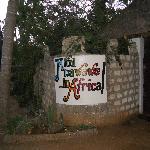 l'ingresso al Mimi na wewe.