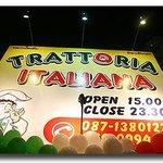 Trattoria Italiana Foto