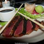 Kayo's Dinner House & Lounge - Bend, OR - Seared Ahi