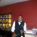 Lobby bartender